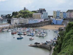 Tenby's Harbour Beach named Best Beach in Europe