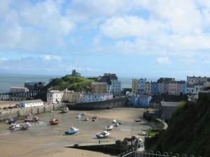 Tenby - one of the UK's top coastal towns