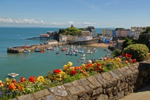 Tenby; shortlisted for best UK coastal resort for second year running