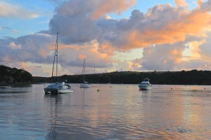 Lawrenny, Pembrokeshire - ideal for yachtsmen