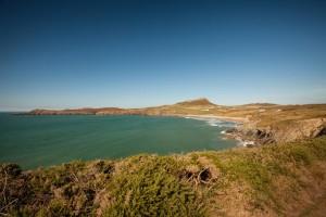 Whitesands Bay - Countryfile Magazine's Best Beach 2014/15