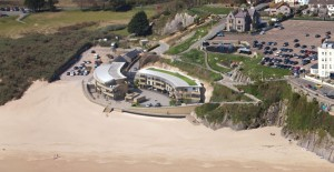 Waters Edge Development, Tenby