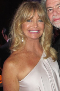 Goldie Hawn, Founder of the Hawn Foundation