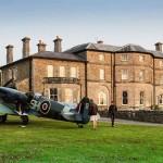 Spitfires Over Pembrokeshire