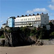 Lexden Terrace, Tenby, Pembrokeshire - the best view in Britain