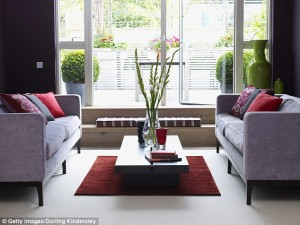Styling your home correctly is a great aid to selling