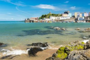 The craggy haven of Tenby