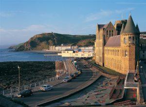 Aberystwyth-Britain's Safest City