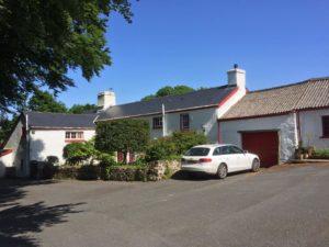 Welsh farmhouse