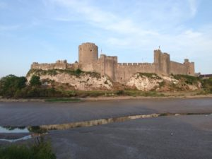 Pembroke Castle, renowned as the birthplace of Henry VII